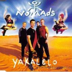 CDs de Música: NOMADS - YAKALELO CDSINGLE 1998. Lote 8832632