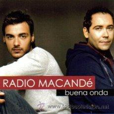 CDs de Música: RADIO MACANDE-BUENA ONDA CD ALBUM PRECINTADO 2007. Lote 8834050