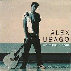 CDs de Música: ALEX UBAGO (CD SINGLE). Lote 37092584