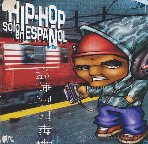 HIP-HOP EN ESPAÑOL (CD SINGLE) (Música - CD's Pop)