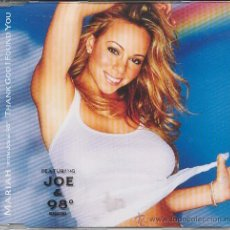 CDs de Música: MARIAH CAREY CD SINGLE . Lote 27137342