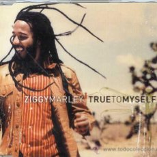CDs de Música: ZIGGY MARLEY / TRUE TO MYSELF - LOOKING (CD SINGLE 2003). Lote 8974758