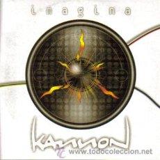 KANNON - IMAGINA CDSINGLE PROMO 2002