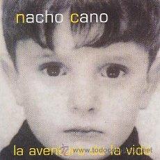 CDs de Música: NACHO CANO (CD SINGLE). Lote 27226514