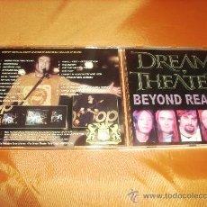 CDs de Música: CD,, DOBLE. DREAM THEATER - BEYOND REALITY. Lote 30764430