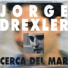 CDs de Música: JORGE DREXLER / CERCA DEL MAR (CD SINGLE 1996). Lote 9211677