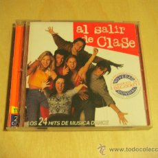 CDs de Música: B.S.O. AL SALIR DE CLASE - 2 CD´S - . Lote 49421109