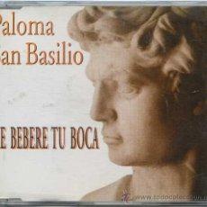 CDs de Música: PALOMA SAN BASILIO / ME BEBERE TU BOCA (CD SINGLE 1994). Lote 9224225