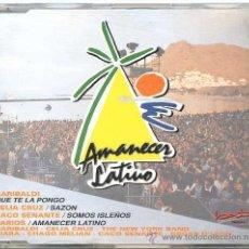 CDs de Música: AMANECER LATINO / VARIOS ARTISTAS (CD SINGLE 1994). Lote 39976348
