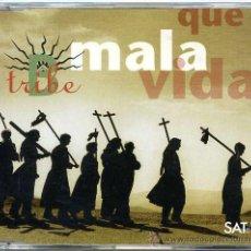 CDs de Música: B TRIBE / QUE MALA VIDA (CD SINGLE 1996). Lote 9467940