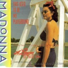 CDs de Música: MADONNA-THIS USED TO BE MY PLAYGROUND CDSINGLE (GERMANY). Lote 9531550