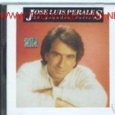 CDs de Música: JOSE LUIS PERALES CD ORIGINAL 20 GRANDES EXITOS . Lote 19514526