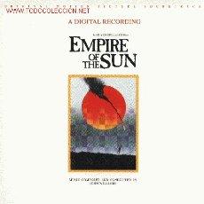 CDs de Música: EMPIRE OF THE SUN. ORIGINAL MOTION PICTURE SOUNDTRACK. Lote 26308129
