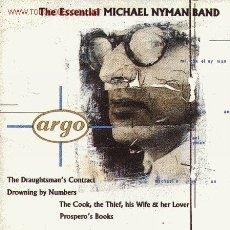 CDs de Música: THE ESSENTIAL MICHAEL NYMAN BAND. Lote 26631912