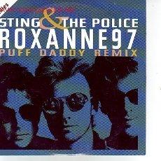 CDs de Música: STING & THE POLICE CD SINGLE ORIGINAL. Lote 10776357