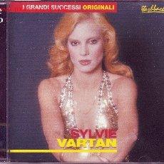 CDs de Música: SYLVIE VARTAN DOBLE CD ORIGINAL. Lote 9243617