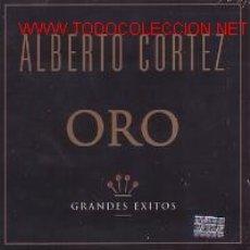 CDs de Música: ALBERTO CORTEZ CD ORO - EDICION ARGENTINA. Lote 13574510