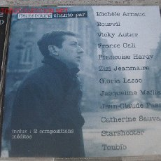 CDs de Música: DOBLE CD - GAINSBURG. Lote 8615569
