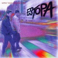 CDs de Música: ESTOPA CD. Lote 43285683