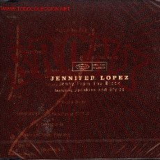 CDs de Música: JENNIFER LOPEZ-JENNY FROM THE BLOCK CDSINGLE CON 5 TEMAS EDITADO POR SONY EN EL 2002. Lote 2737994