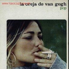 CDs de Música: LA OREJA DE VAN GOGH-POP CDSINGLE PROMOCIONAL EDITADO POR SONY EN EL 2001. Lote 187590321