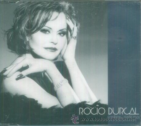 ROCIO DURCAL - SOMBRAS NADA MAS - CD SINGLE RARISIMO EDITADO EN MEJICO SOLO PARA EMISORAS DE RADIO (Música - CD's Latina)
