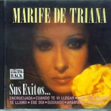 CDs de Música: CD MARIFE DE TRIANA. Lote 27612745