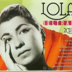 CDs de Música: PACK 2 CD - LOLA BELTRAN - RANCHERAS. Lote 26663905