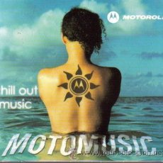 CDs de Música: MOTOMUSIC - CHILL OUT MUSIC 2007. Lote 9818905