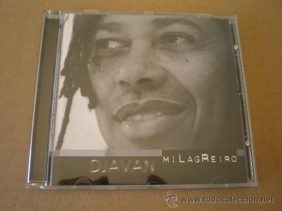 DJAVAN - MILAGREIRO - (EPIC-2001) BRASIL POP (Música - CD's Latina)