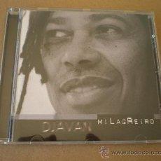CDs de Música: DJAVAN - MILAGREIRO - (EPIC-2001) BRASIL POP. Lote 23901504