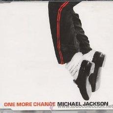 CDs de Música: MICHAEL JACKSON (CD SINGLE PROMOCIONAL RADIO). Lote 27525219