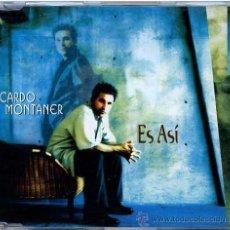 CDs de Música: RICARDO MONTANER / ES ASÍ - VERSIÓN (CD SINGLE 1997). Lote 9901103