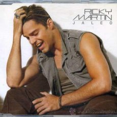 CDs de Música: RICKY MARTIN / JALEO (CD SINGLE 2003). Lote 9901149