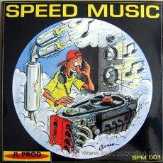 CDs de Música: SPEED MUSIC- CD MAXI-SINGLE, MIX F1 / MUSIC - TUNING / TECHNO. - NUEVO - PRECINTADO.. Lote 27250631