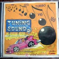 CDs de Música: TUNING SOUNDS - CD CON SONIDOS DE 13 MOTORES DIFERENTES - NUEVO - PRECINTADO.. Lote 27250630