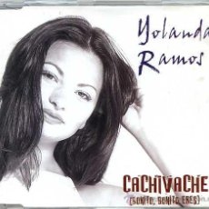 CDs de Música: YOLANDA RAMOS / CACHIVACHE (BONITO, BONITO ERES) (CD SINGLE 1999). Lote 9987792