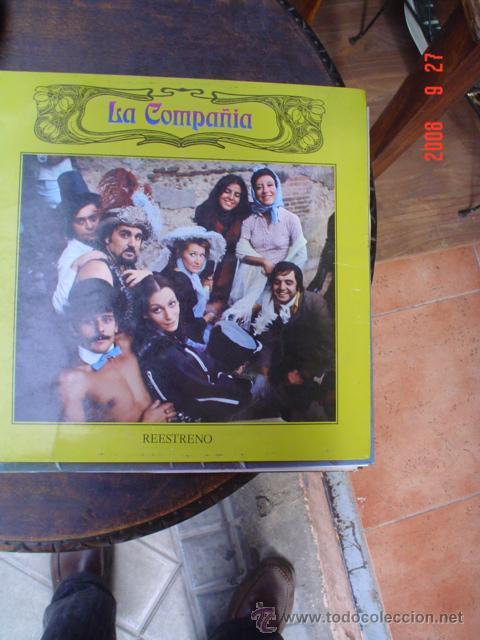 LA COMPAÑIA (Música - CD's Otros Estilos)