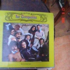 CDs de Música: LA COMPAÑIA. Lote 25761087