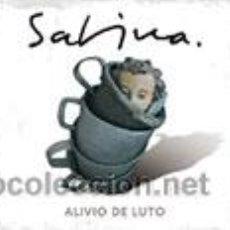 CDs de Música: JOAQUIN SABINA: ALIVIO DE LUTO. 2005. CD+DVD.DESCATALOGADO.DIFICIL DE ENCONTRAR.NUEVO Y PRECINTADO.. Lote 23185493