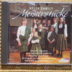 CDs de Música: KELLY FAMILY MEISTERSTÜCKE. (DESCATALOGADO) (NUEVO). Lote 27209179