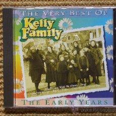 CDs de Música: KELLY FAMILY THE VERY BEST OF. (DESCATALOGADO) (NUEVO). Lote 27209185