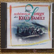 CDs de Música: KELLY FAMILY DIE SCHÖNSTEN SONGS. (DESCATALOGADO) (NUEVO). Lote 27209188