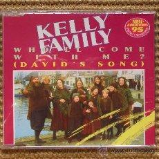 CDs de Música: KELLY FAMILY CD SINGLE `WHO´LL COME WITH ME? (DAVID SONG)´ (DESCATALOGADO) (NUEVO). Lote 27209193