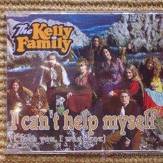 CDs de Música: KELLY FAMILY CD SINGLE `I CAN´T HELP MYSELF. (NUEVO). Lote 27209232