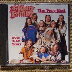 CDs de Música: KELLY FAMILY `THE VERY BEST.´ (DESCATALOGADO) (NUEVO). Lote 27225081