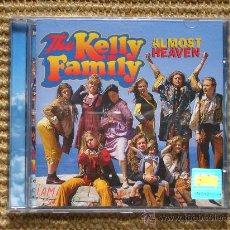 CDs de Música: KELLY FAMILY `ALMOST HEAVEN.´ (NUEVO). Lote 27297622