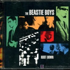 CDs de Música: THE BEASTIE BOYS - ROOT DOWN - 1995. Lote 27472368
