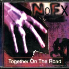 CDs de Música: NOFX - TOGETHER ON THE ROAD - 1995. Lote 24089725