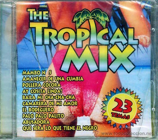 CD TROPICAL MIX (Música - CD's Latina)